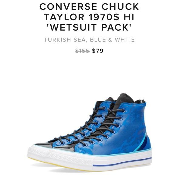 3cb9f06ed189 Converse Shoes - CONVERSE CHUCK TAYLOR HI WETSUIT PACK